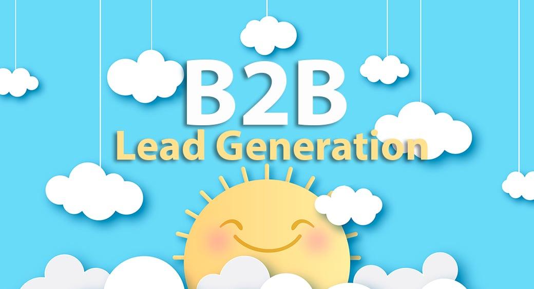 B2B lead generation strategies main image