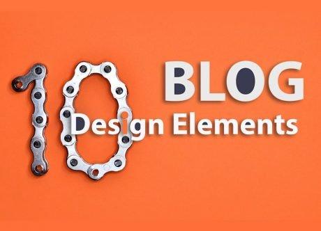 Basic Blog Design Elements You Should Consider