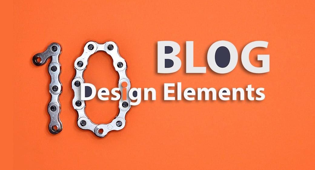 blog design elements main image