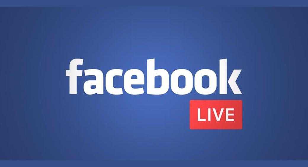 Facebook Live illustration
