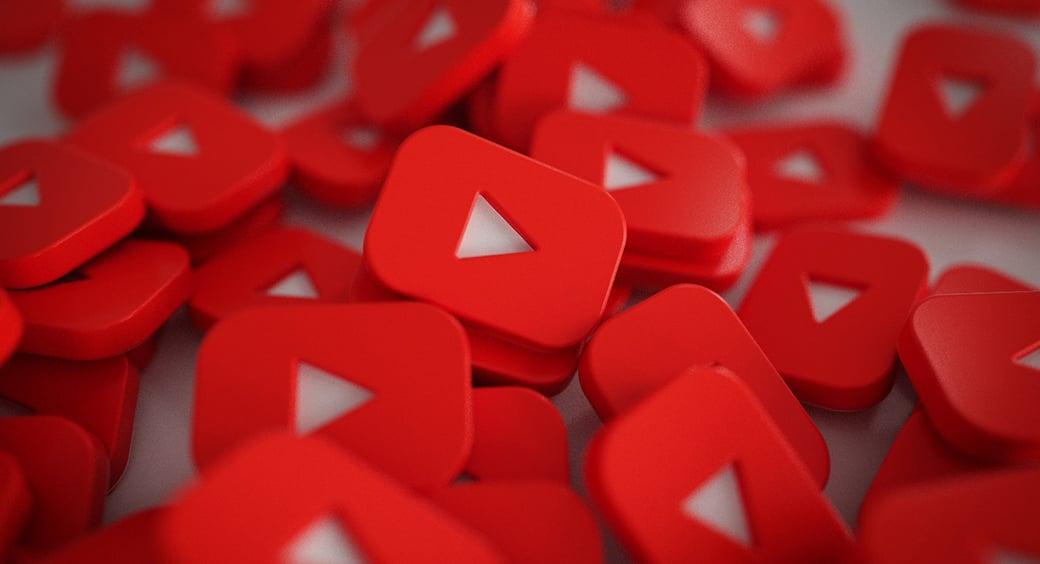 YouTube social media image