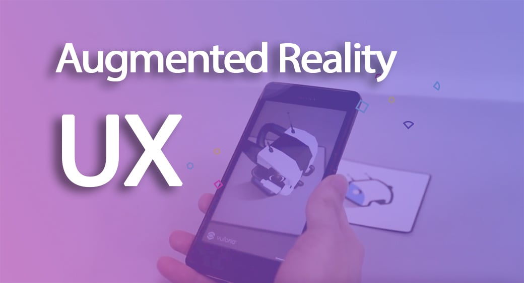 augmented reality UX design main image