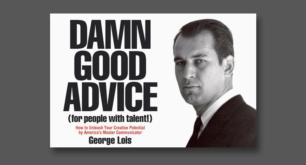famous designer George Lois