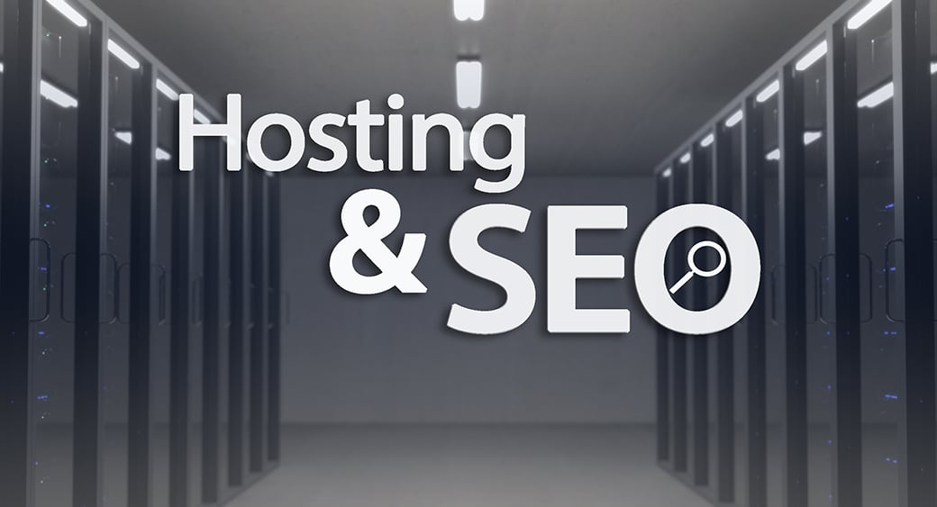 hosting and SEO main image