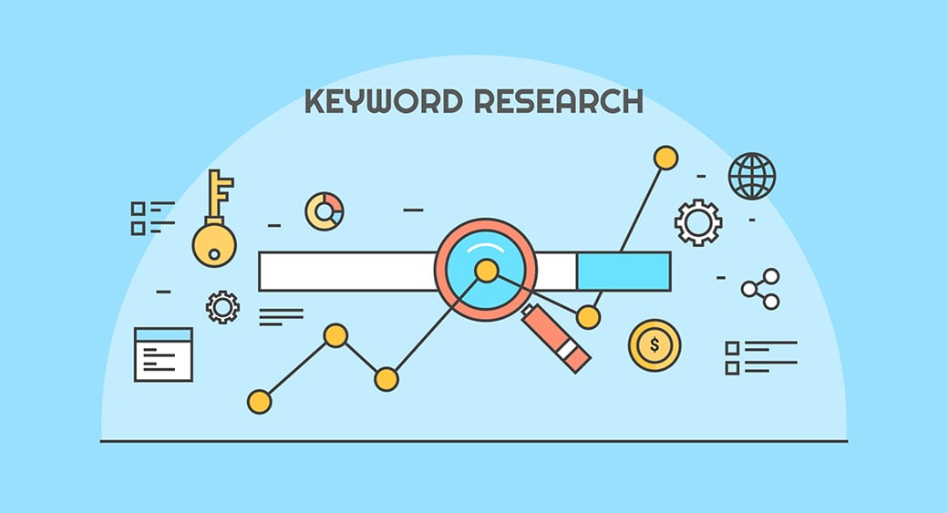 local seo optimization keyword research image