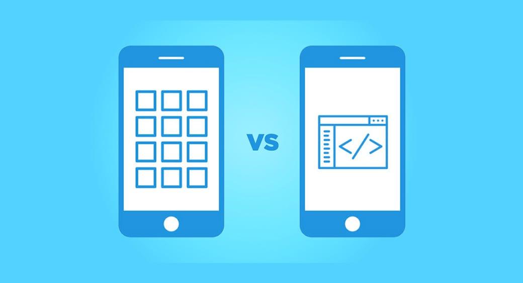 mobile app vs mobile website main image