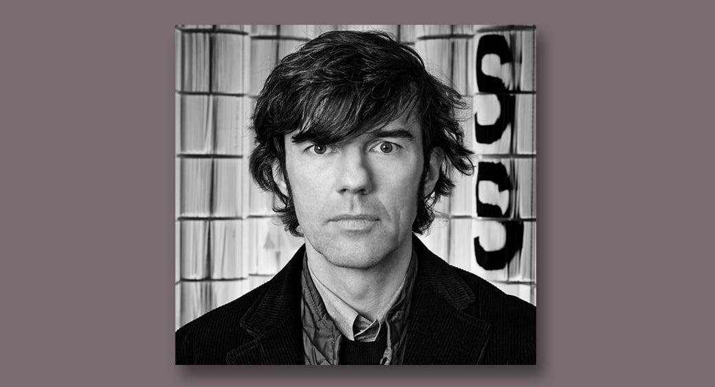 famous logo designer Stefen Sagmeister
