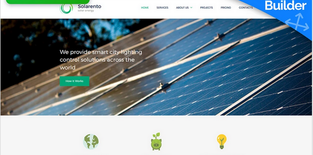 solar energy website Solarento