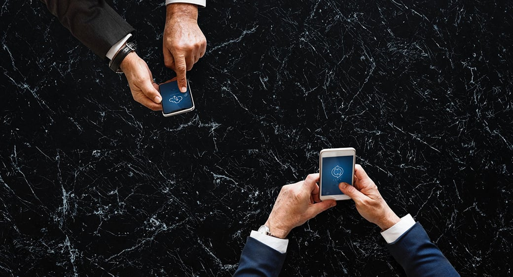 mobile app marketing image