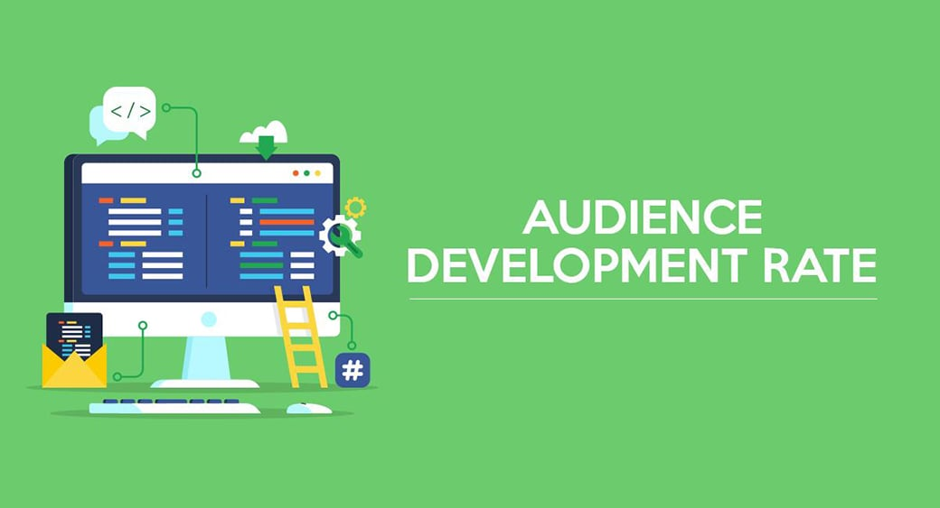 Facebook audience development metrics