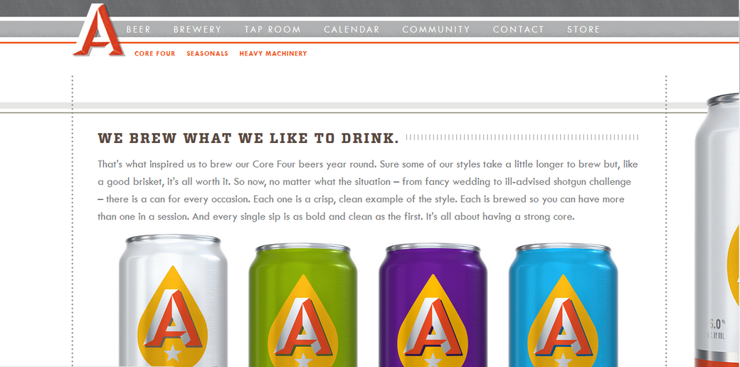 austin brewery website image