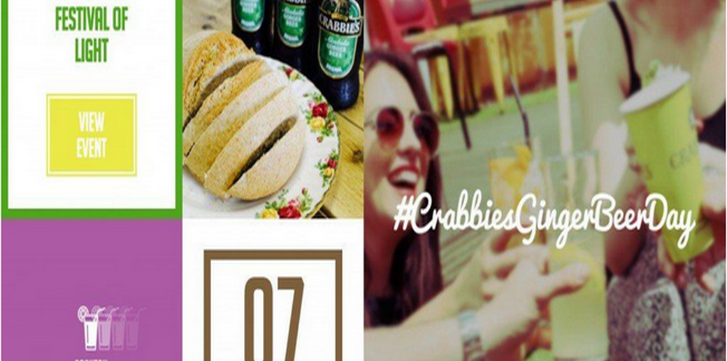 crabbies crab and beer website image