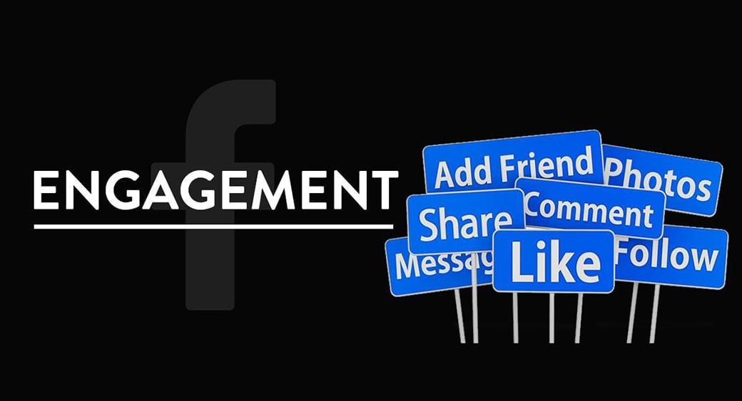 how to engage users on Facebook