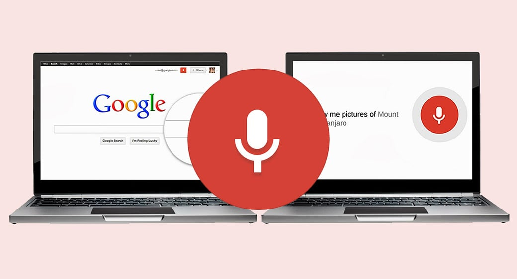 google voice recognition
