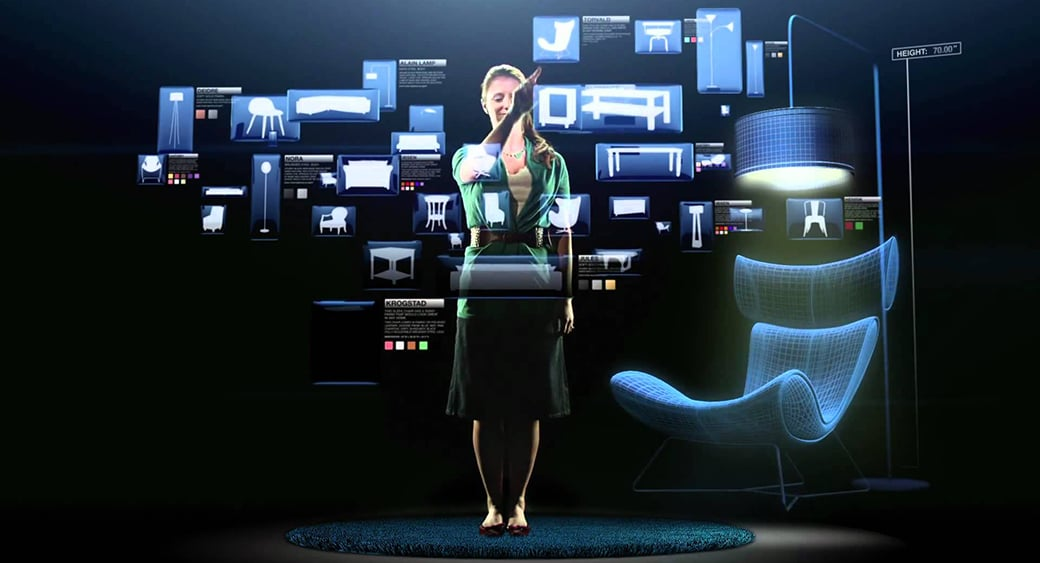 virtual reality ui design