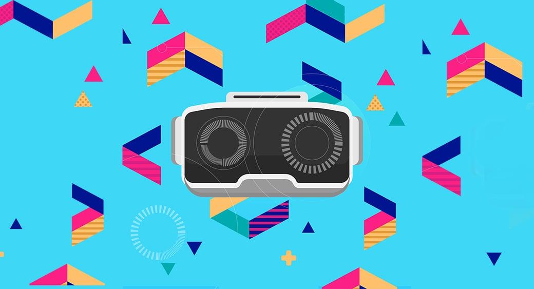 VR UI design main image