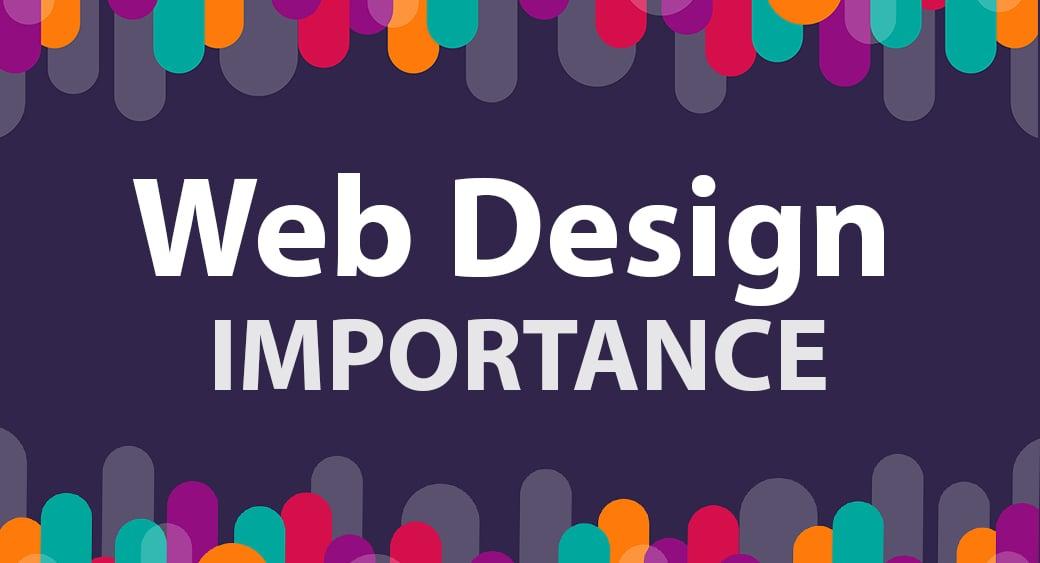 importance of web design main image