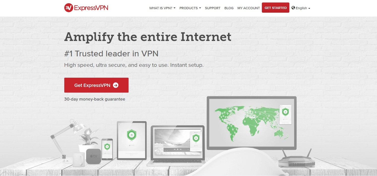 download torrents with ExpressVPN