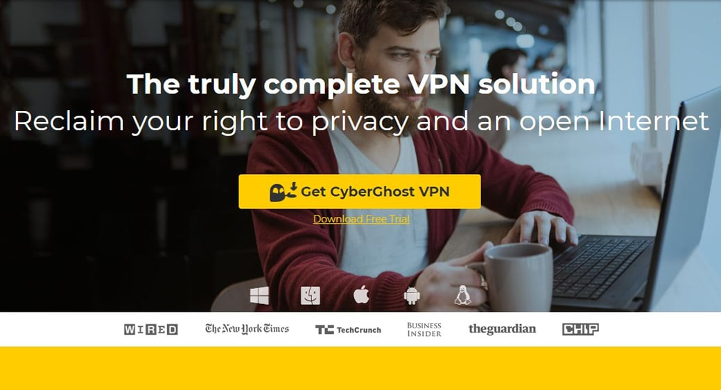 vpn from cyberghost