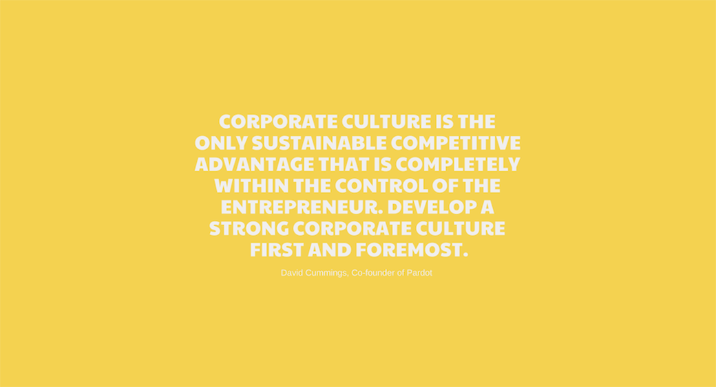 company branding and corporate culture