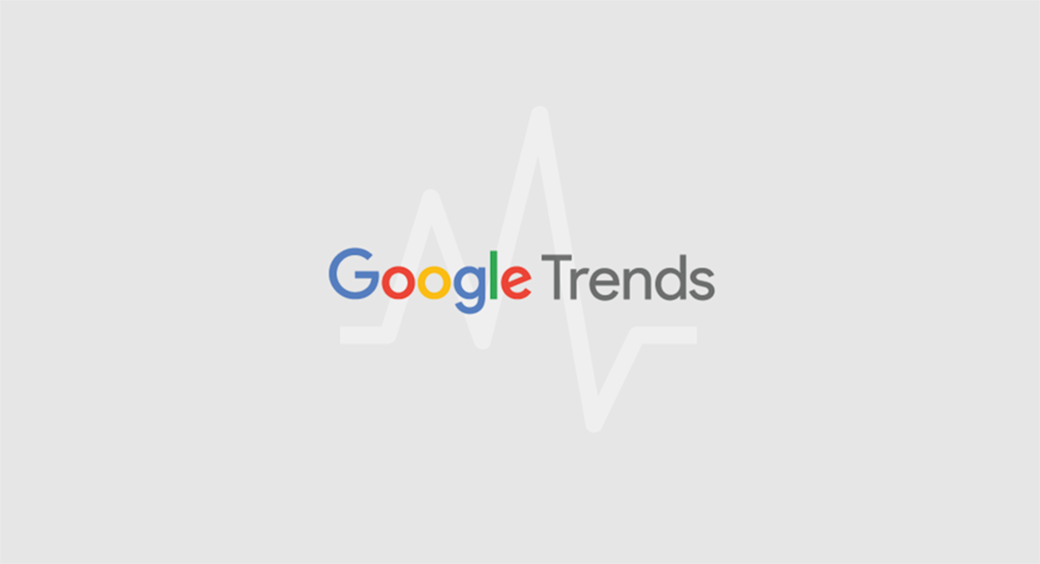 business branding and Google trends