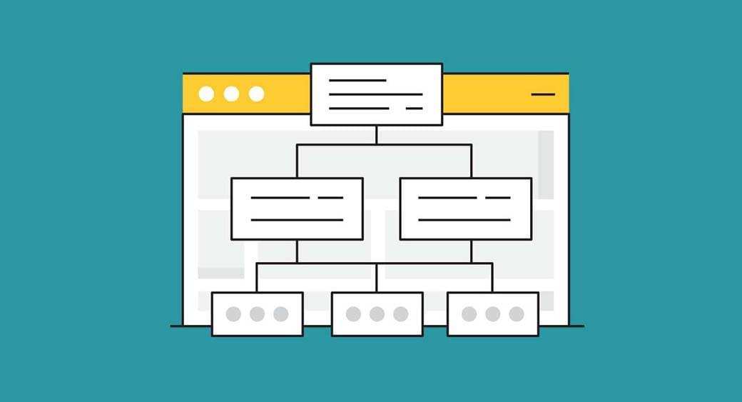site architecture image