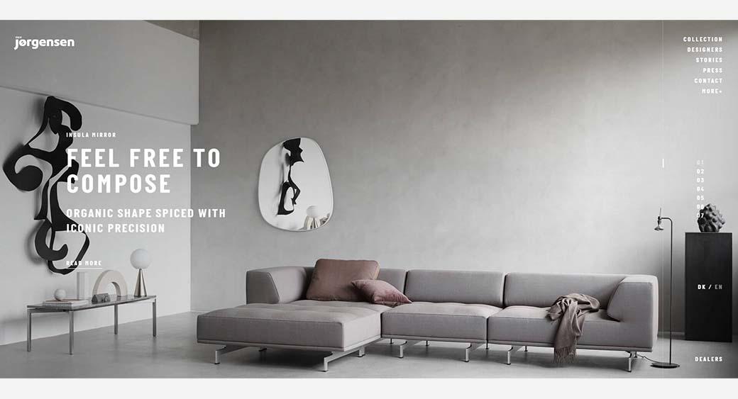 minimalist color palette graphic design trend