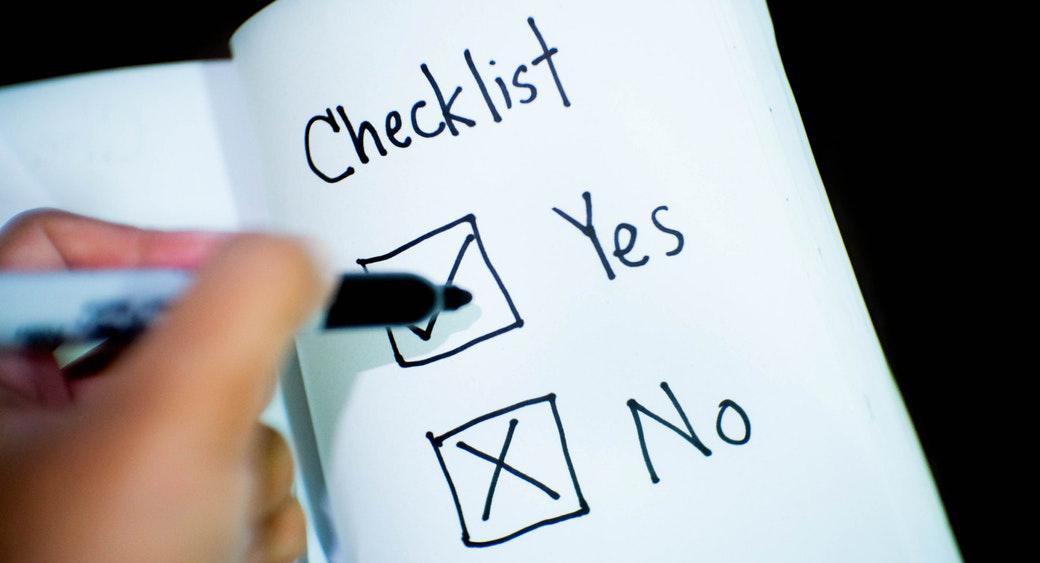 website design client questionnaire image