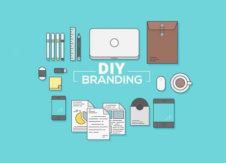 DIY Branding For Small Business - Thorny Path to Brand & Company Identity