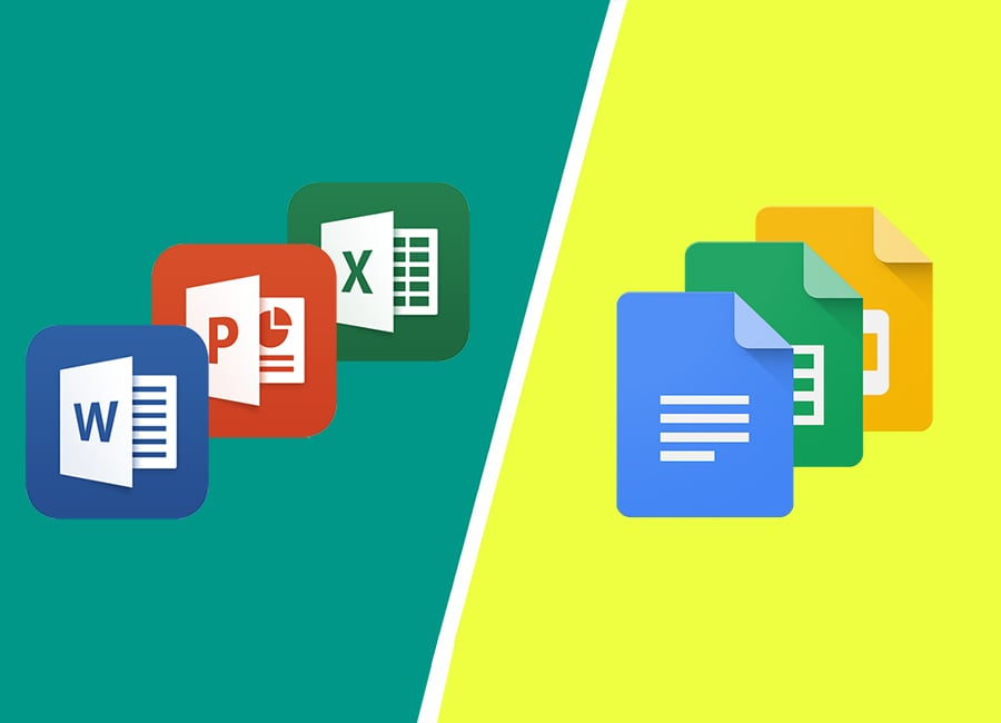 Microsoft Office vs Google Docs – Main Features and Functionality Comparison