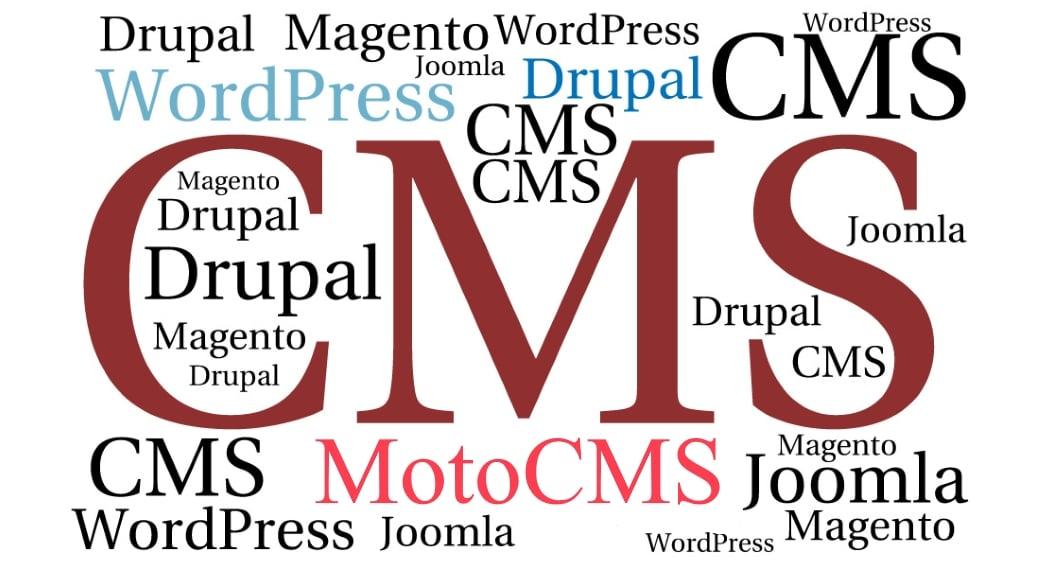Выбор системы управления контентом (CMS)