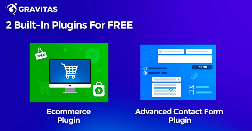 Gravitas Free Plugins image