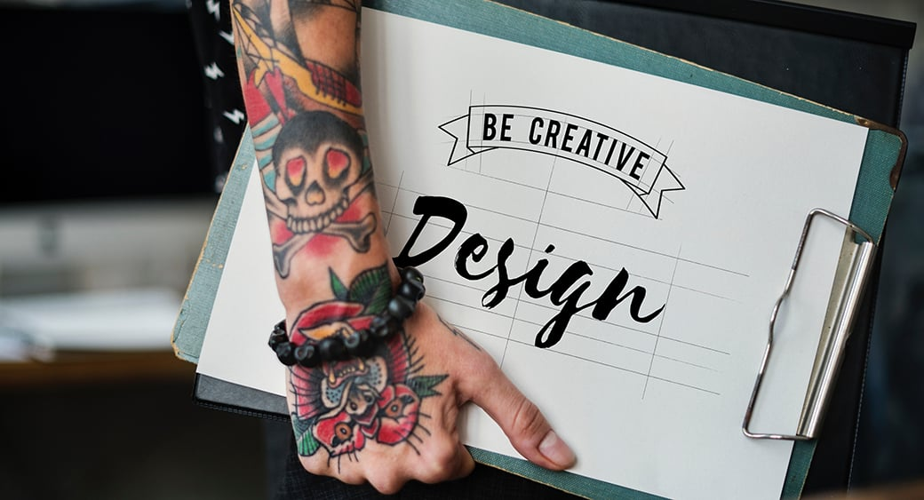 graphic design for business main image