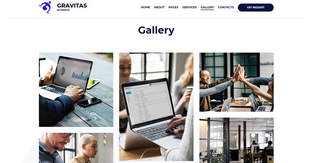 Gravitas Gallery image
