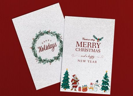 Free Christmas Invitation Templates for Party and Holiday Events