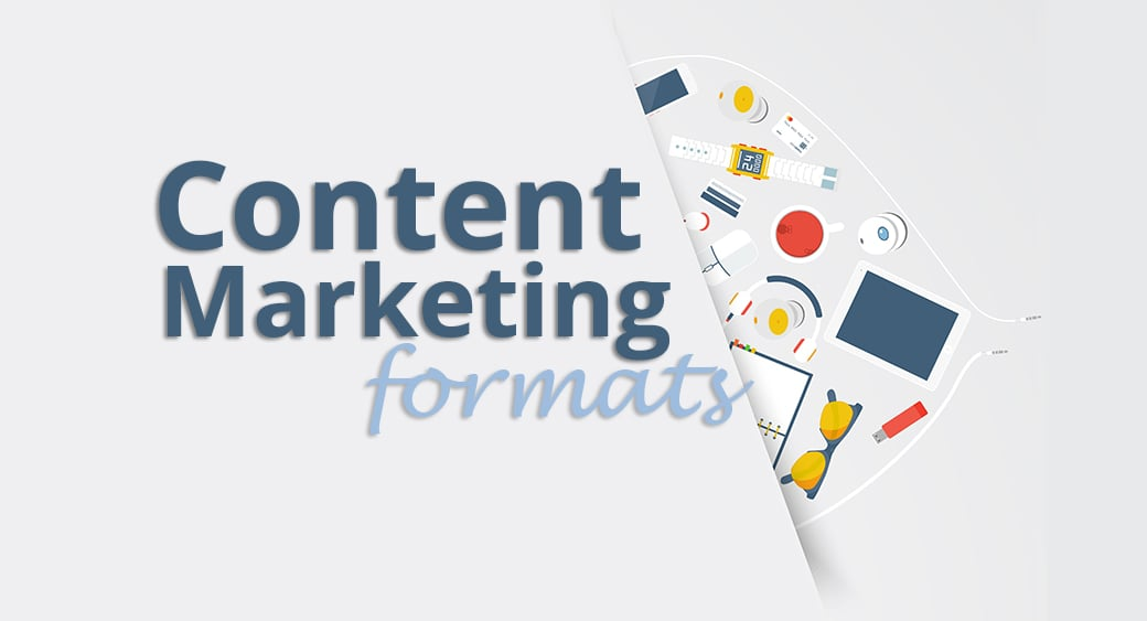 content marketing formats featured image