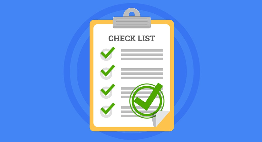 website testing checklist main image