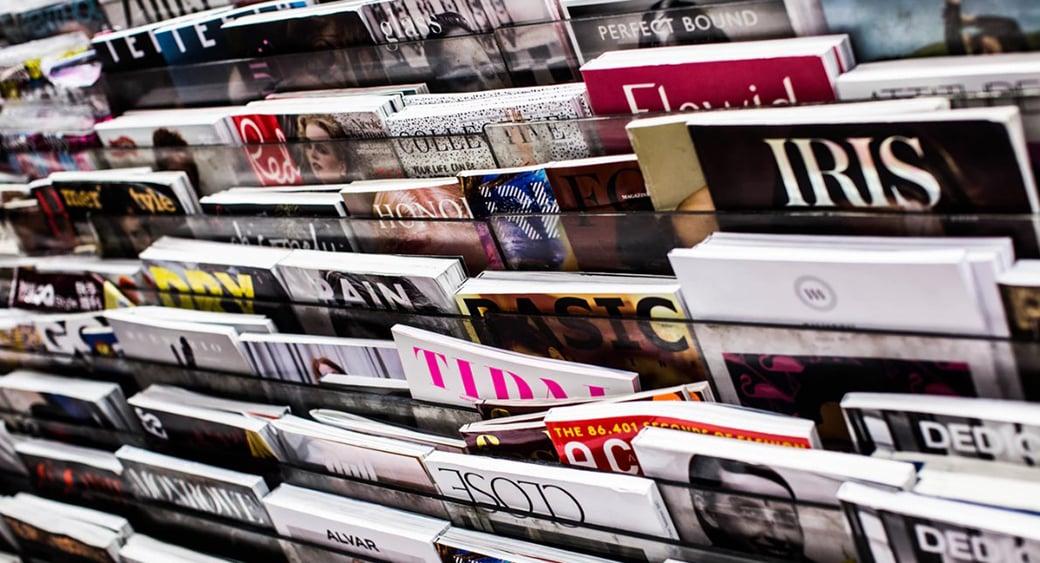 local print media image