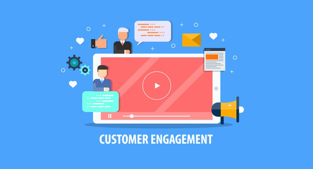 YouTube customer engagement