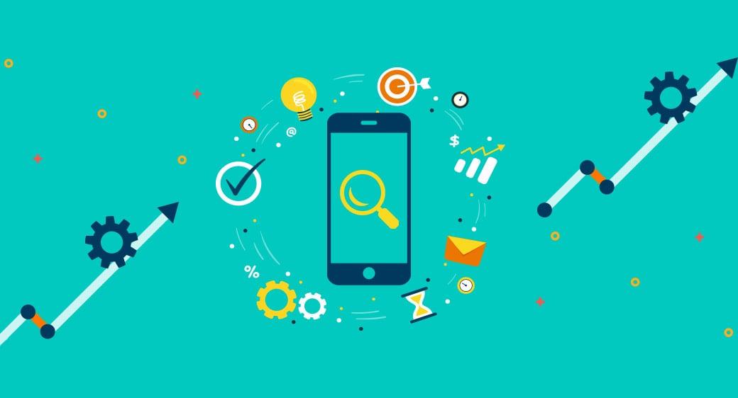 mobile app SEO main image