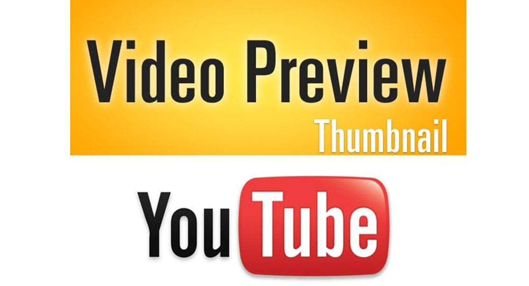YouTube marketing tools - video thumbnail preview