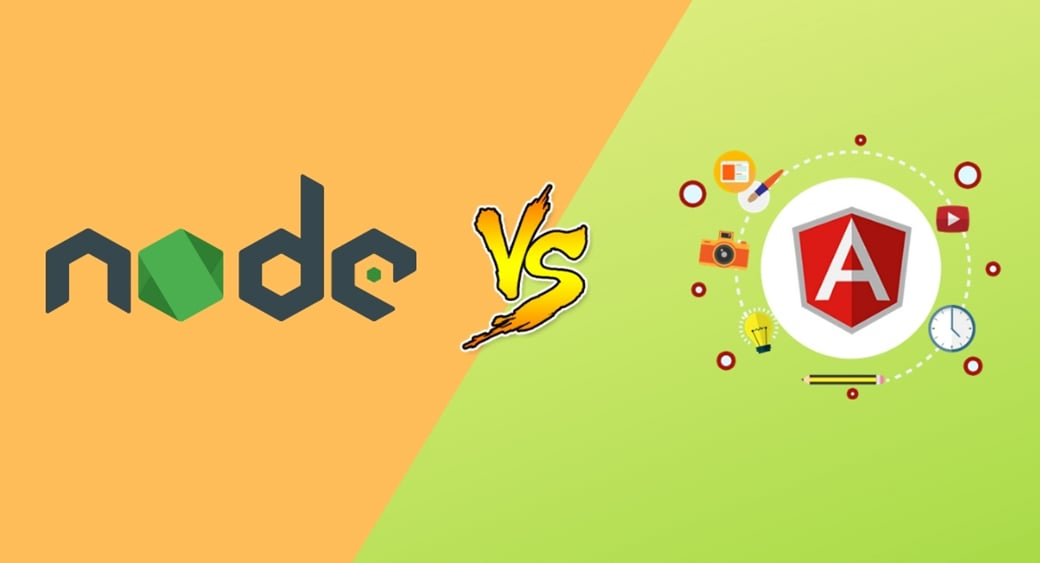 advantages of node js vs angular js