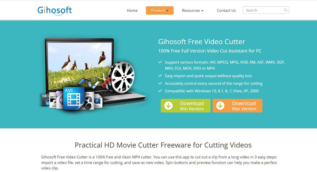 Video Cutter and Editor Tools for PC - Top 15 Software - MotoCMS Blog