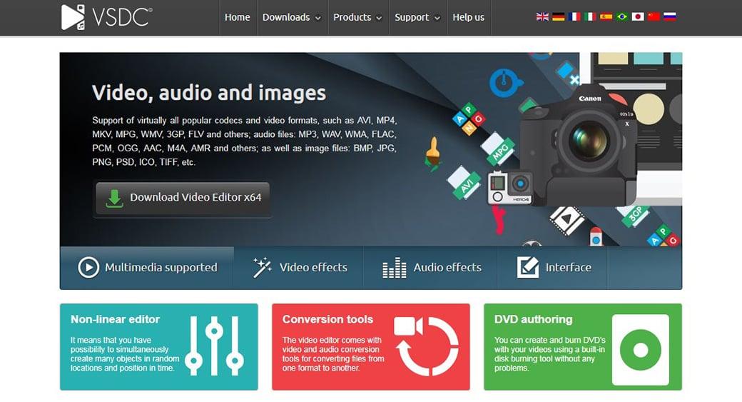VSDC Video Editor image