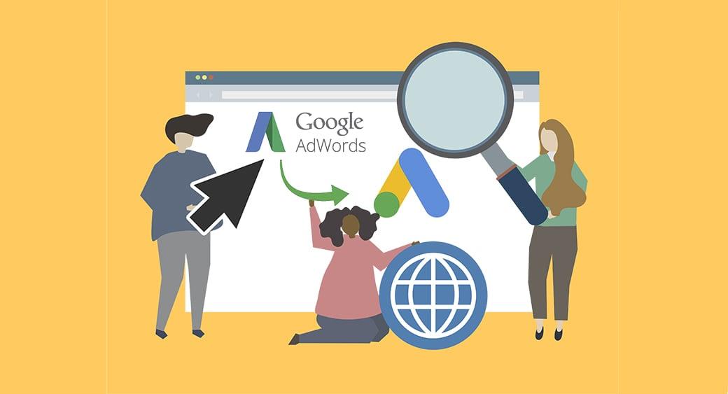 контекстная реклама google adwords - главная