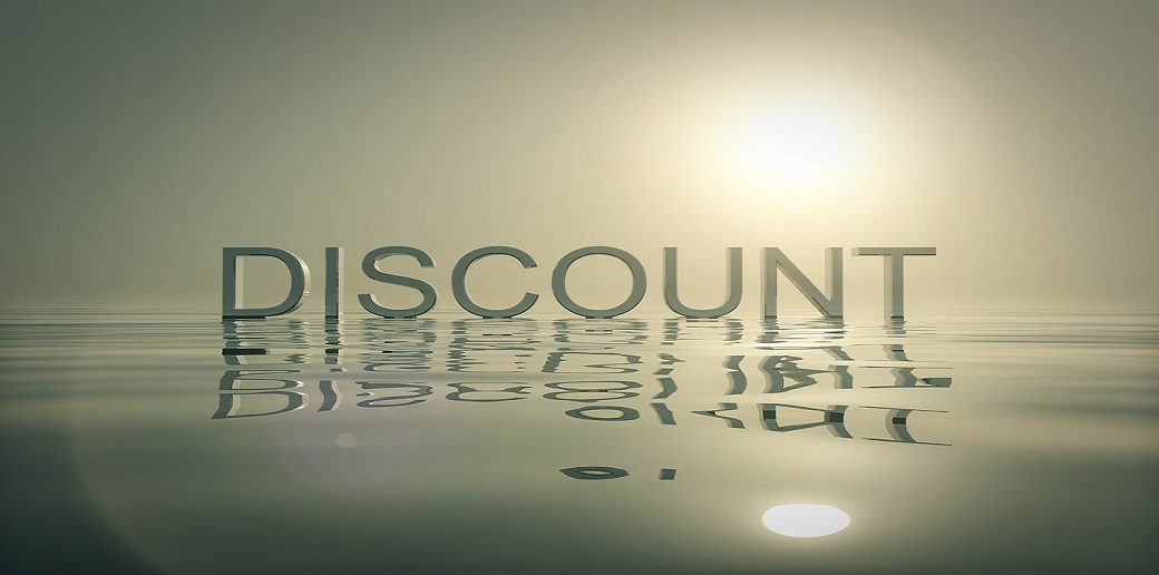 discounts of an online store