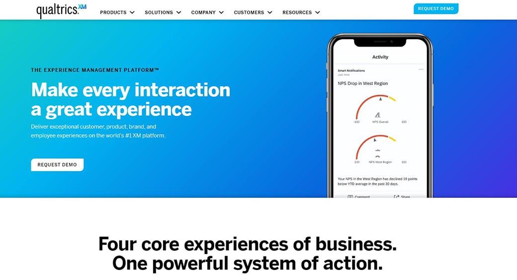 Qualtrics interaction tool