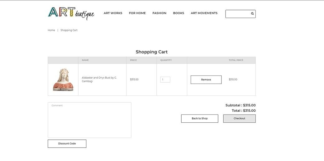 website builder for freelancers - ecommerce functionality