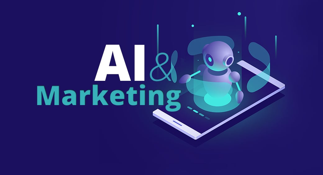 AI in digital marketing main image