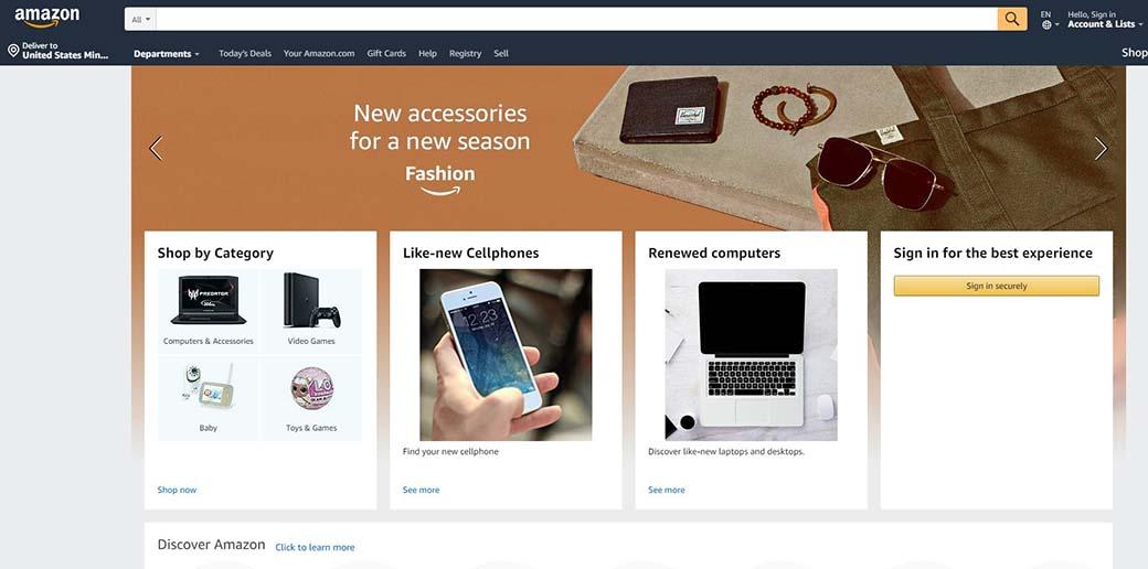 amazon personalization